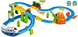 Saffire Kids Big Train with Flyover with...
