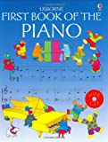 First Book Of The Piano Book And Cd (Usborne First Music)