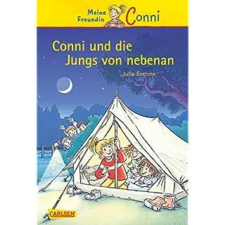 Conni-Erzählbände 9: Conni und die Jungs von nebenan
