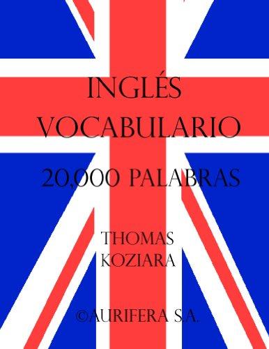 Ingles Vocabulario por Thomas Koziara