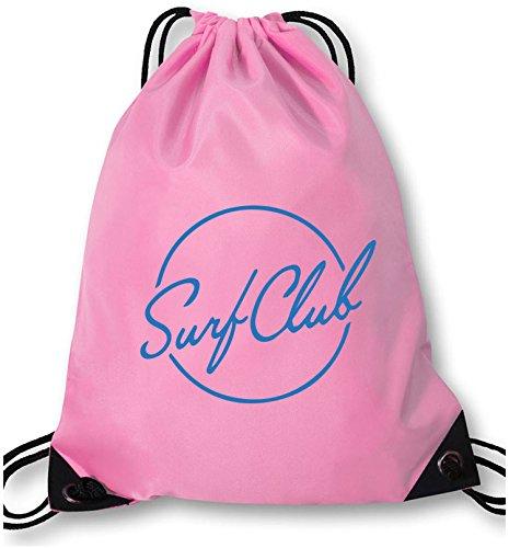 EZYshirt® Surfclub Turnbeutel - Volcom Handtuch
