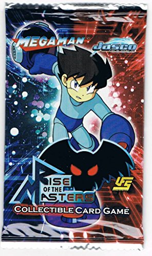 UFS: Universal Fighting System Mega Man Rise Of The Masters Booster - System Fighting Universal