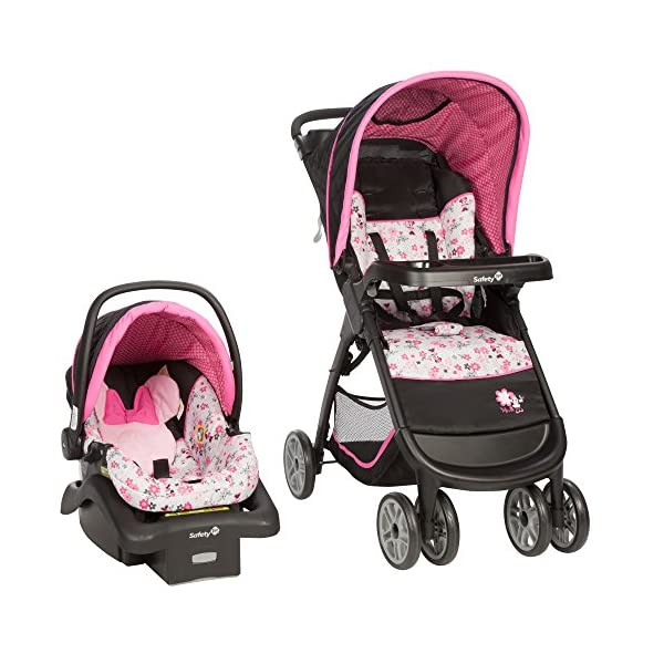 AmbleÈ Travel System (IC224)- Garden Delight (Minnie) Dorel  1