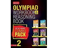 Class 2: Work Book & Reasoning Book Combo for NSO-IMO-IEO-NCO-IGKO (2018-19)
