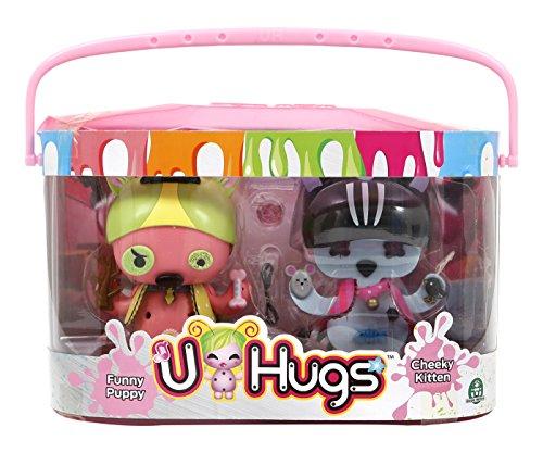 Giochi Preziosi u-hugs-Puppe Katze + Hund