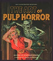 The Art of Pulp Horror: An Illustrated History