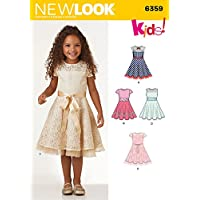 New Look 6359 dimensione per vestiti da bambino 0865082908ff