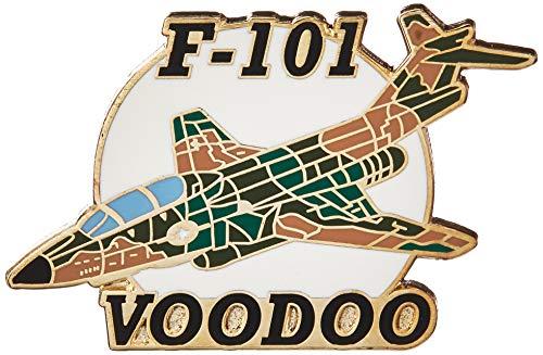 eagleemblems pin-apl, f-101Voodoo (3,8cm)