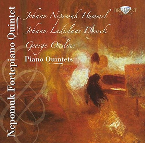 Piano Quintets by Nepomuk Pianoforte Quintet