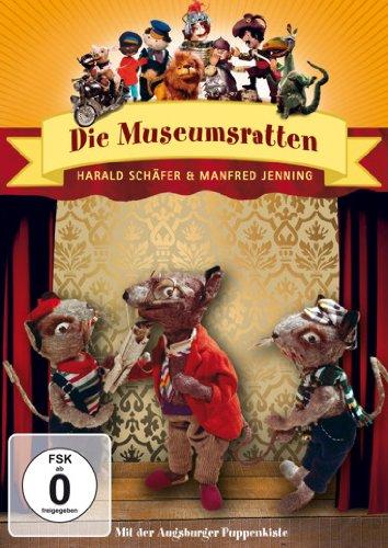 Die Museumsratten (2 DVDs)