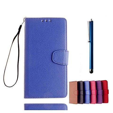 Embrasse Anneaux Pompon - KSHOP Coque de Protection BookStyle pour Samsung