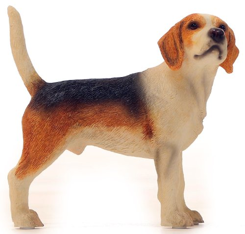 Figurine décorative en Forme de Chien Beagle