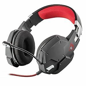 Trust GXT 322 Gaming Kopfhörer mit flexiblem Mikrofon