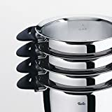 fissler topfset intensa edelstahl kochtopf set kocht pfe induktion gas elektro ceran. Black Bedroom Furniture Sets. Home Design Ideas