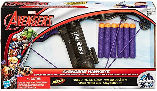 Marvel Avengers - The Avengers Toy Weapon (B1645EU40)