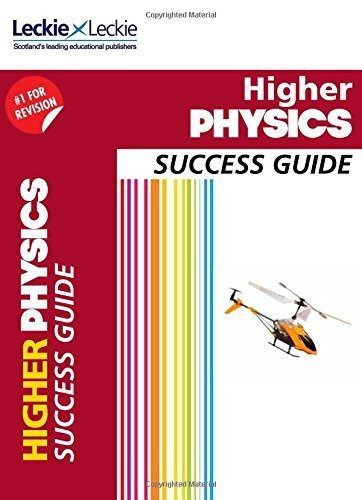 CfE Higher Physics Success Guide (Success Guide) by Michael Murray (2015-06-23)