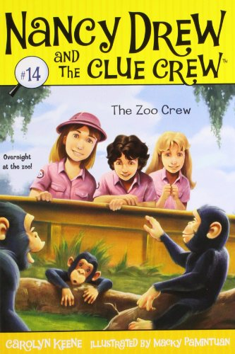 The Zoo Crew (Nancy Drew and the Clue Crew) por Carolyn Keene