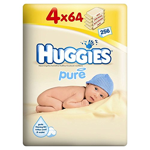 huggies-pure-baby-wipes-4-x-64-per-pack