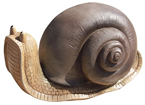 Figurine escargot, 38 cm Couleur