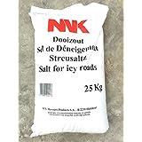 25 kg de sel de déneigement - déglaçant.