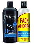 TRESemmé Pack con shampoo e balsamo–2confezioni di 1.4L–Total: 2.8L Idratazione intensa