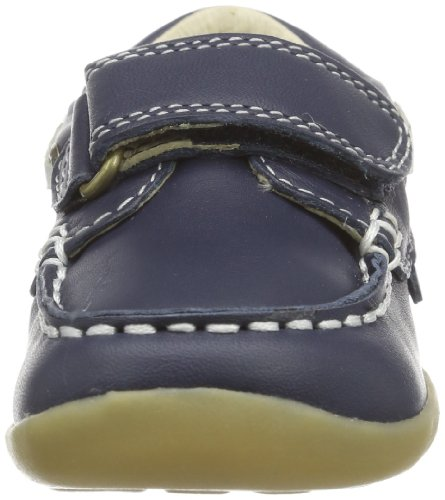 Bobux - Scarpe basse non stringate, Unisex - bambino Blu (Blau (navy ahoy 5))
