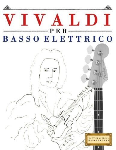 Vivaldi Per Basso Elettrico