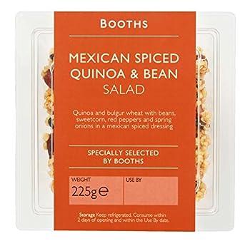 Booths Mexican Spiced Quinoa & Bean Salad, 225 G 0