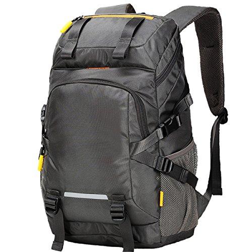 LAIDAYE Außentasche Bergsteigen Taschen Sporttaschen Businesstaschen Reisetaschen Massenbeutel Wasserdichter Beutel Schulter 4