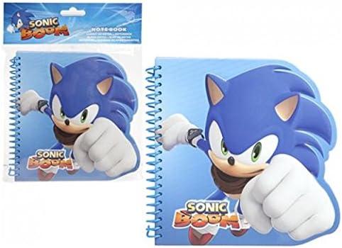 PMS Sonic Boom Die Cut ordinateur portable en sachet Plastique | Exquis (en) Exécution