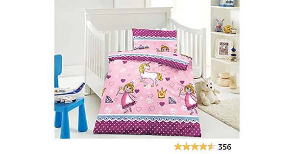 Furniture For Friends Belsonno Children S Bed Linen 100 X 135 Cm Pillow 40 X 60 Cm Oeko Tex Standard 100 With Zip Available In Various Designs Küche Haushalt