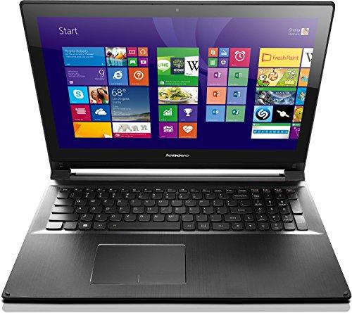 Lenovo Flex 2 Pro-15 39,6 cm (15,6 Zoll FHD IPS) Slim Convertible Laptop (Intel Core i5-5200U, 2,7GHz, 8GB RAM, 256GB SSD, NVIDIA GeForce 840M, Touchscreen, Win 8.1) schwarz