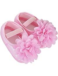 6cc6a42b0 Amazon.es  gasa bebe - Rosa   Zapatos para bebé   Zapatos  Zapatos y ...