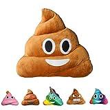 Haufi® Emoji Kissen Smiley Kackhaufen