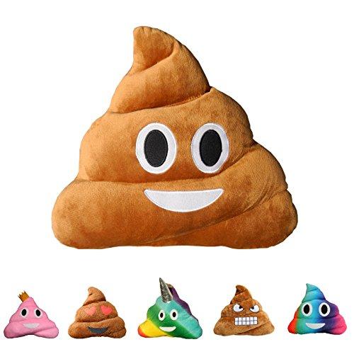 Haufi-Emoji-Poop-Kissen-in-Kackhaufen-Form