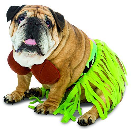 Rasta Imposta Kostüm Hula Hund, XS