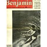 Journal Benjamin N°36 : Sauvetage en série chez les benjamins - Le ski nautique