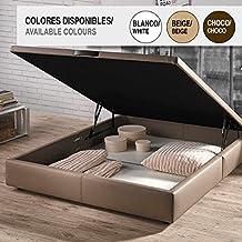 COMODON - Canapé Napoli Beige 140X180 cm