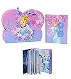 Disney Le principesse Cenerentola diario segreto con combinazione