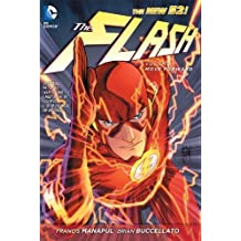 By Manapul, Francis, Buccellato, Brian The Flash Vol. 1: Move Forward (The New 52) (2012) Hardcover