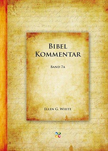 Bibelkommentar 7a: Mit Anhang