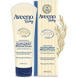 Aveeno Baby Soothing Relief Moisture Cream (227g)