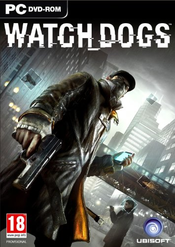 Watch Dogs 51uJj 2BxlcyL