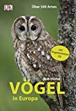 Vögel in Europa: Über 500 Arten - Rob Hume