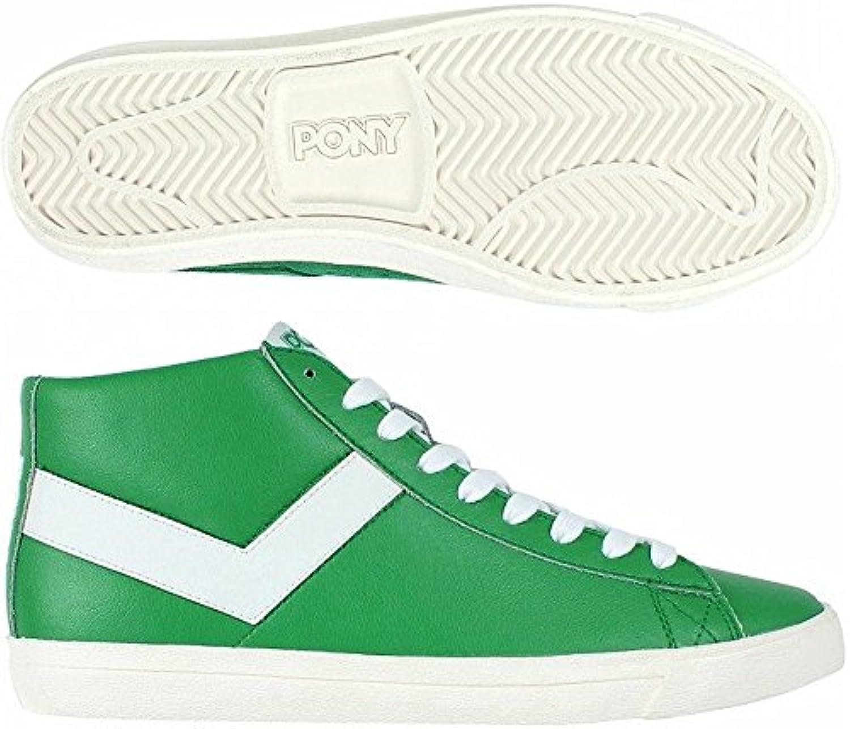 Pony   Herren Sneaker grün grün