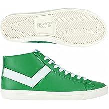 Pony - Zapatillas para hombre verde verde eCE2WT2FmX