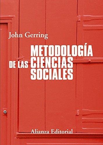 Metodología de las ciencias sociales (El Libro Universitario - Manuales)