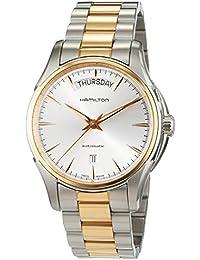 Hamilton Hamilton Jazzmaster Dial Silver Tone Watch H32595151 Mens
