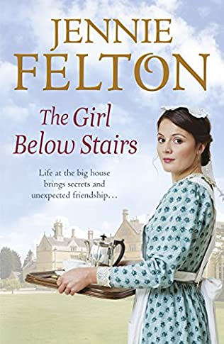 book cover of The Girl Below Stairs
