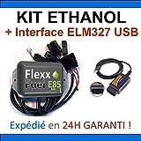 KIT Ethanol E85 + Interface de Diagnostic ELM327 USB - 4 CYLINDRES,...